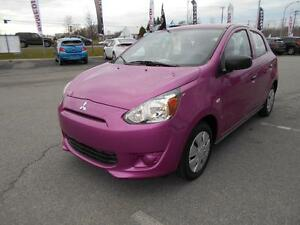 2015 Mitsubishi Mirage ES A/C BLUETOOTH