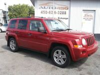 2007 Jeep Patriot ***4X4 INTEGRALE***