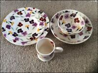 Emma Bridgewater Wallflower Collection