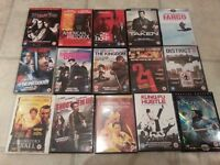 DVD Joblot (x98 inc Action, Comedy, Thriller) VGC Region 2