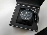 Hugo Boss Watch Professional Chronograph watch -Brand New Genuine