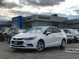 2017 Chevrolet Cruze LT Auto LT Auto, KEYLESS START,NO ACCIDE...