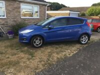 Ford Fiesta Eco Boost 1 Litre, Zero Tax, Under 28K miles, Service History, Unblemished.