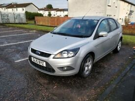 Low millage ford focus 1.6