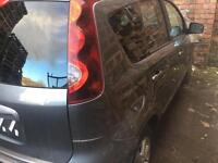 Breaking nissan note n-tec 2011 1.4 petrol only 28k miles doors alloys boot interior parts etc