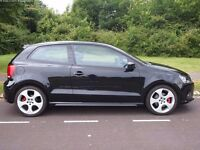 Volkswagen Polo 1.4 GTI DSG 2012 3dr Very low mileage