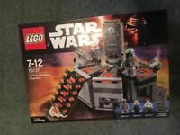Lego carbon freezing chamber set