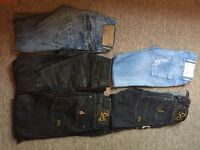 G star raw jeans - some like brand new