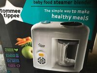 Tommee Tippee Steam and blend