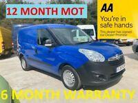 Vauxhall, COMBO, Panel Van, 2018, Manual, 1248 (cc)