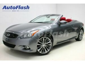 2014 Infiniti Q60 Premier Edition W/Red Interior* Navigation *
