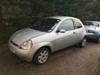 Ford KA for scrap or cheap runaround