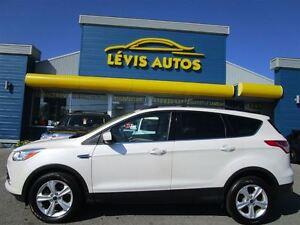 2014 Ford Escape SE AWD 1.6 LITRES ÉCOBOOST BLANC PERLE 74100 KM