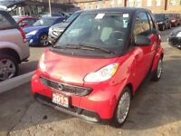 2013 smart fortwo Pure 2DR AUTO
