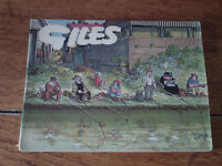 Giles Daily Express Comic Cartoon Annual Twenty Fourth Series 1969/70