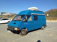 Renault trafic t1000 campervan