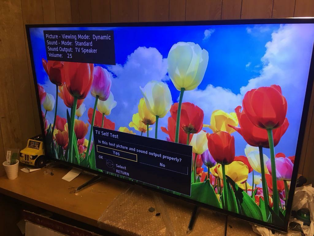 """87182cd404c65 Panasonic 55"""" 4k smart Tv LED No Offers Bargain cheap Tv"""