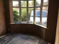 Plastering and handyman