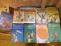 9 Roald Dahl children's books excellent condition