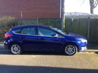 CHEAP FORD FOCUS 2015 1.0 ecoboost