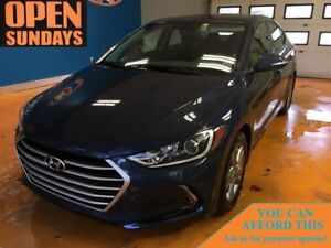 2018 Hyundai Elantra GLS!POWER SUNROOF! BACKUP CAM / HEATED SEAT