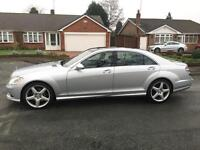 Mercedes s320 CDI LIMO AMG spec full service history one owner from new