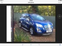 Vauxhall Mokka / Chevrolet trax 2013 1.7 Vcdi Automatic