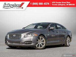 2012 Jaguar XJ XJL Supercharged CERTIFIED & E-TESTED!