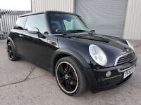 2002 (52) MINI One 1.6 - - 11 Months Mot + Service History