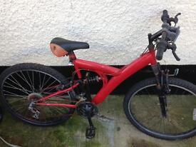 Used good order bike.