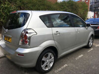 2006 TOYOTA COROLLA VERSO MPV 1.8 SEMI-AUTO, 2 PREVIOUS OWNERS, LOW MILEAGE
