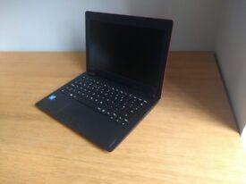 Lenovo IdeaPad 110S 11.6-inch Notebook with felt cover