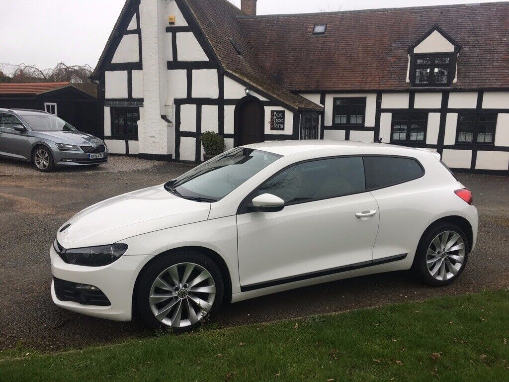 Vw Scirocco 2 0 Tsi Rare Leather Interior Lady Owner 89k 2010 In Gloucester Gloucestershire Gumtree