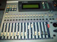 Yamaha digital mixers o1v not used much at all.
