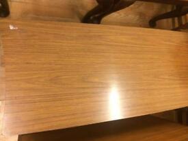 Retro 1970s coffee table