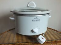ENDING SOON. Stoneware Slow Cooker