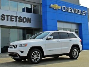 2014 Jeep Grand Cherokee Limited 4x4 AWD Sunroof Leather