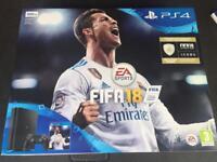 PS4 slim 500gb Fifa 18 brand new