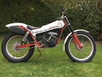 Montesa Cota 248 (1981) classic trials bike