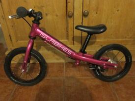Islabikes Rothan Balance bike in pink - Good Condition!