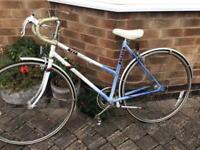 Raleigh Riva Ladies Vintage Bike 1980