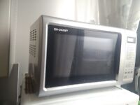 Sharp Microwave Oven - Move out sale