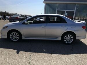 2010 Toyota Corolla S -PKG Alloys Sunroof Power PKG Kitchener / Waterloo Kitchener Area image 5