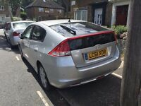 Pco car hire/ Uber ready/ 2012 Honda Insight £100pw
