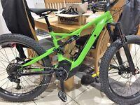 5 Months old - specialized Levo FSR 6fattie electric bike