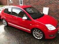 2005 Ford Fiesta ST Modified
