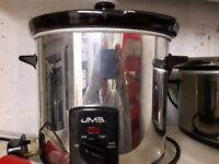 JMB slow cooker, Low high auto/warm settings. Small - medium size