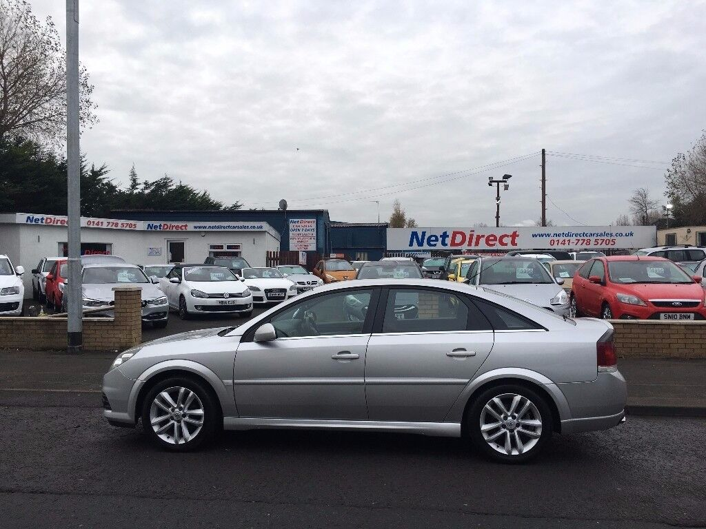 Vauxhall Vectra 1.8 i VVT SRi 5dr - 2 OWNERS. LOW MILEAGE.