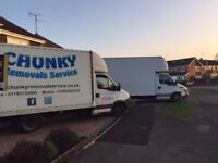 FULLY INSURED MAN & VAN-HOUSE/OFFICE/FLAT REMOVALS-COLLECTION & DELIVERY-RUBBISH & HOUSE CLEARANCE