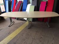 Boardroom table seats 14 £75 Free local delivery